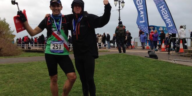 Portsmouth Coastal Waterside Marathon - Medals