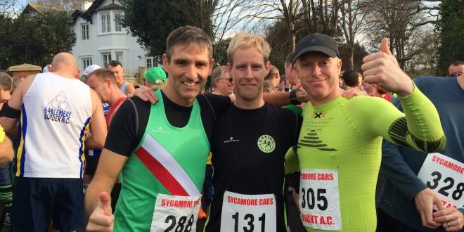 Hayling Island 10 Mile Race